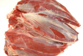 צלי בשר בקר ישראלי בירקות
