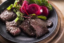 יש שומן בריא בבשר בקר טרי