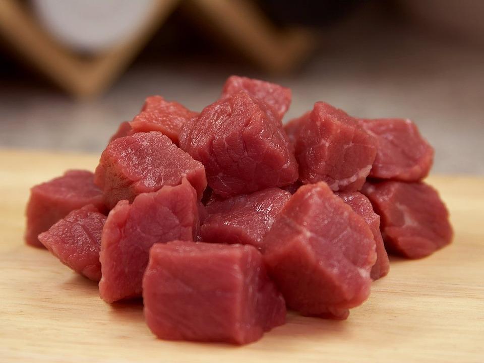 שישליק קווקזי עם בשר בקר ישראלי