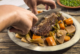 תבשיל עם נתח הבשר שהכי מתאים לבישול ארוך